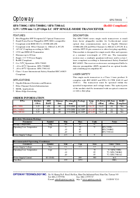 SPS-7380G image